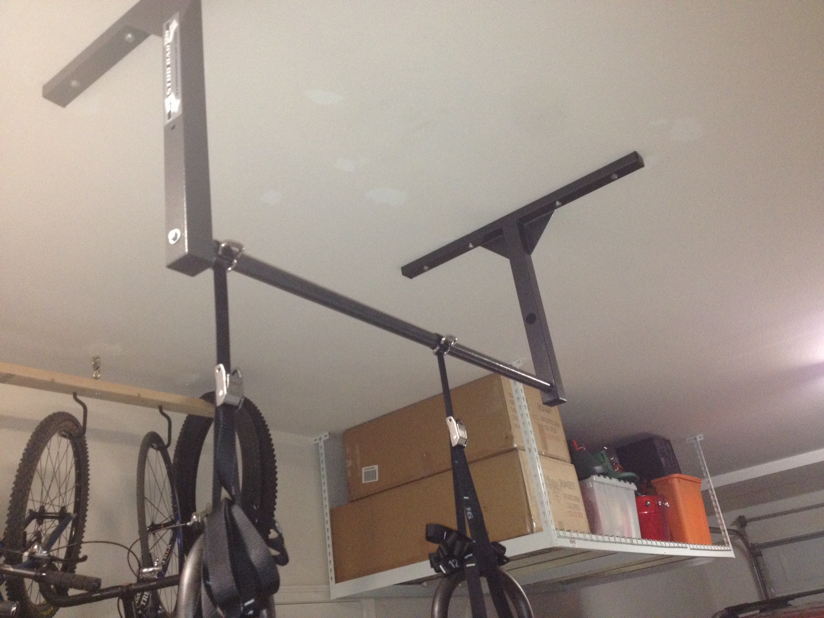 Everyday Pull Ups Stud Bar Ceiling Or Wall Mounted
