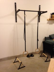 Garage gym pull up rig best doorway and wall and ceiling mounted