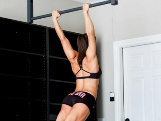 CrossFit Jackie Perez StudBar Kipping Pull Up