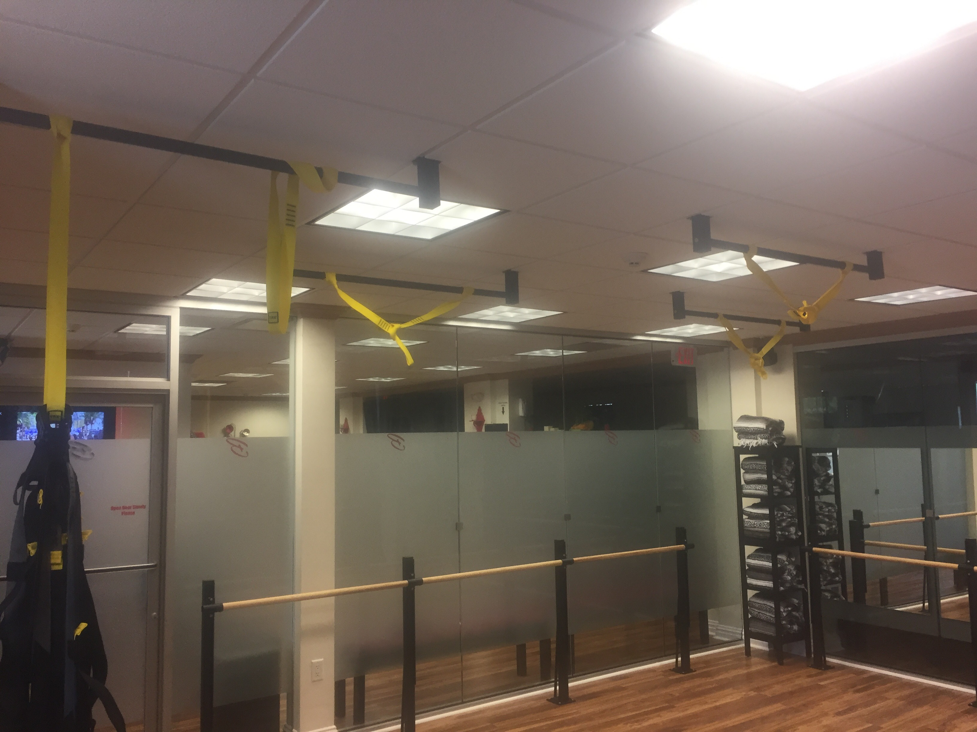 How To Hang Trx From Ceiling Mail Cabinet