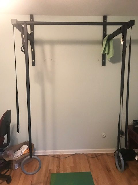 Stud Bar Ceiling Or Wall Mounted Pull Up Bar